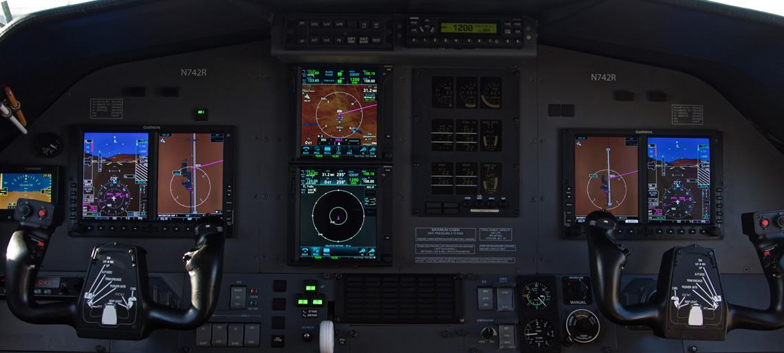 Aircraft Avionics Authorized Dealer