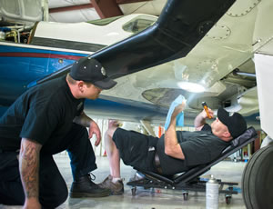 Pilatus Aircraft Inspection & Maintenance
